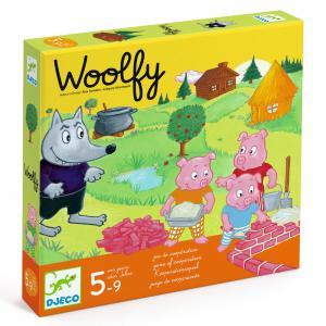 Djeco - DJ08427 - Jeux -  Woolfy (90672)