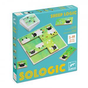 Djeco - DJ08473 - Jeu Sheep Logic (90681)