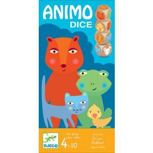 Djeco - DJ08475 - Jeu - Animo Dices (90682)