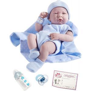 Berenguer / JC Toys - 18540 - Poupon Newborn nouveau né sexué garçon 36 cm (91961)