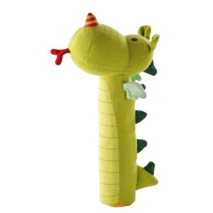 Lilliputiens - 86100 - Hochet allongé Walter le dragon (92302)
