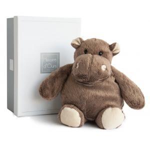 Histoire d'ours - HO1058 - Peluche Hippo 23 cm  (92396)