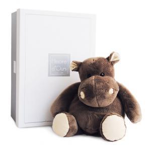 Histoire d'ours - HO1057 - Peluche Hippo 38 cm  (92397)