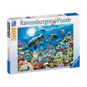 Ravensburger - 17426 - Puzzle 5000 pièces, Sous la mer (93668)