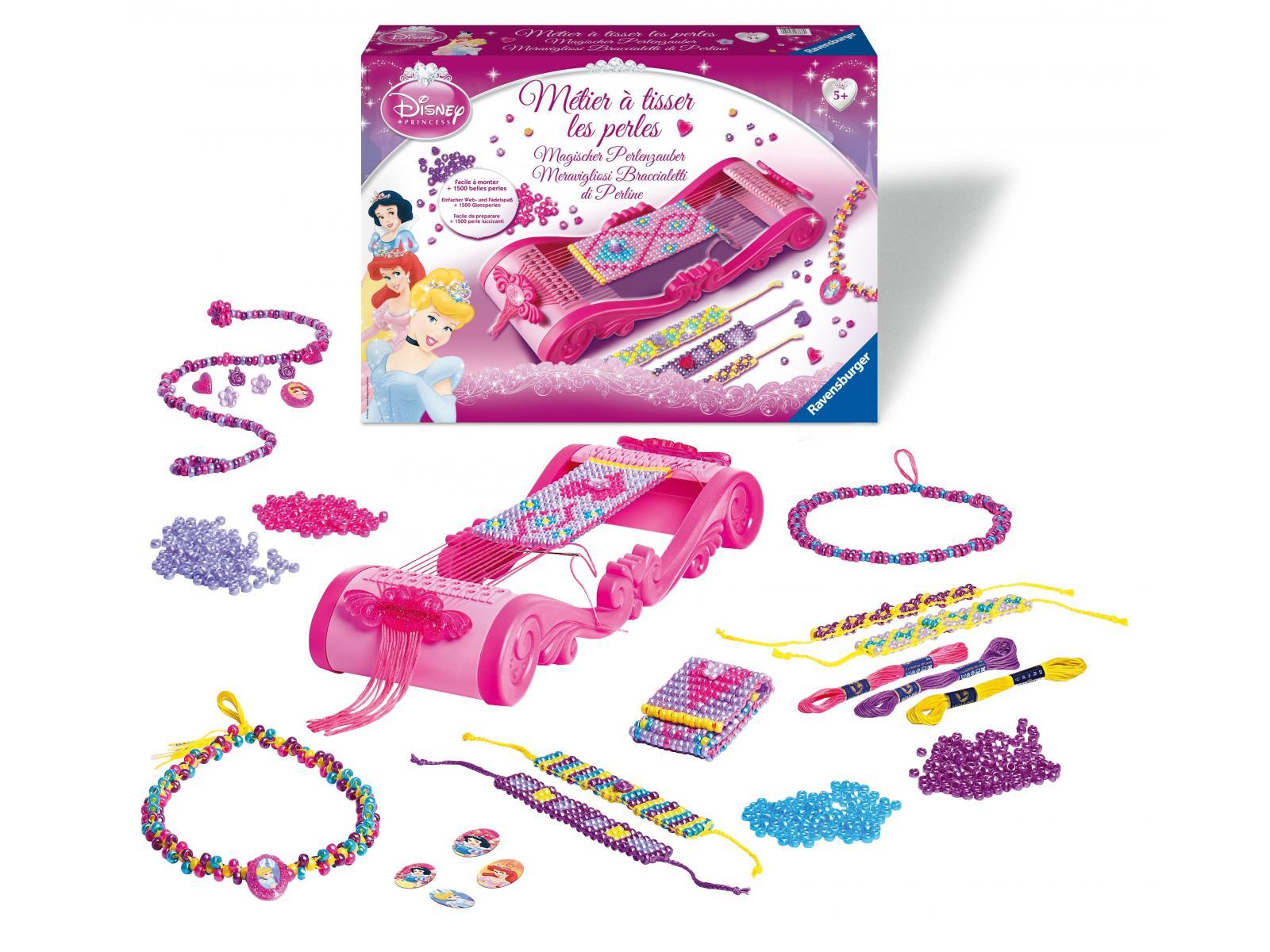Ravensburger Metier A Tisser Perles Disney Princess