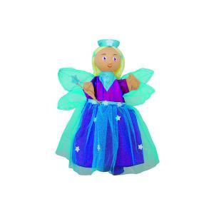Au Sycomore - MA35007 - Marionnette fée bleue 35 cm (9438)