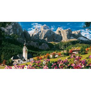 Clementoni - 38007 - Puzzles high quality collection 13200 pièces - Sellagruppe - Dolomiten (94799)