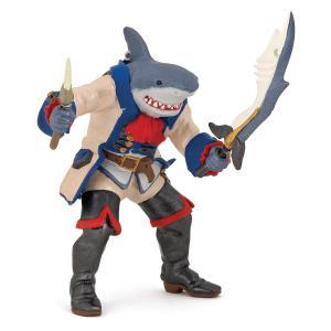 Papo - 39460 - Pirate mutant requin - Dim. 7,5 cm x 8,5 cm x 11 cm (94916)
