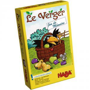 Haba - 3274 - Le verger – Jeu de mémoire (97107)