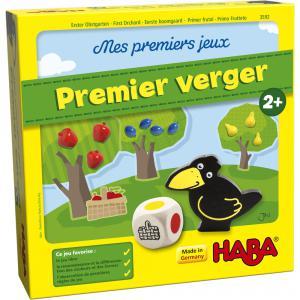 Haba - 3592 - Mes premiers jeux – Mon premier verger (97132)