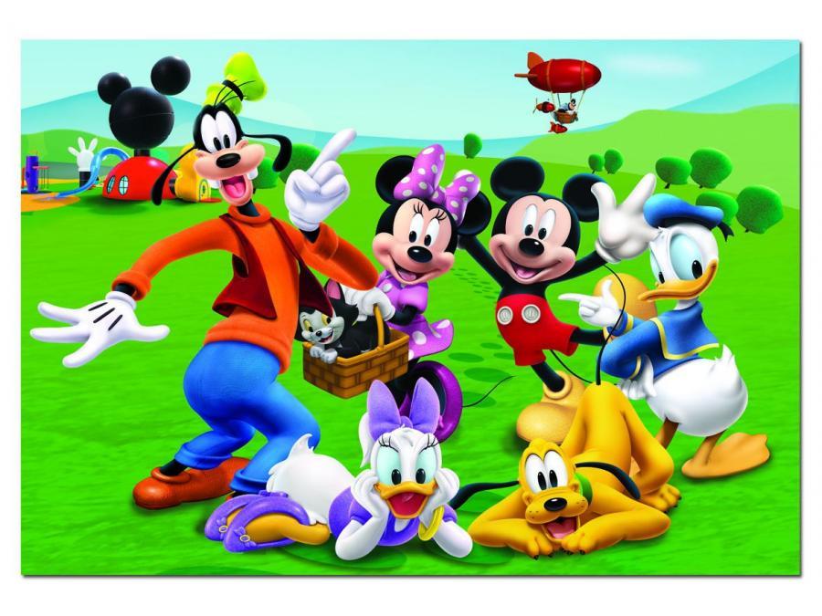 Disney junior la maison de mickey 28 images la maison for Decoration maison mickey